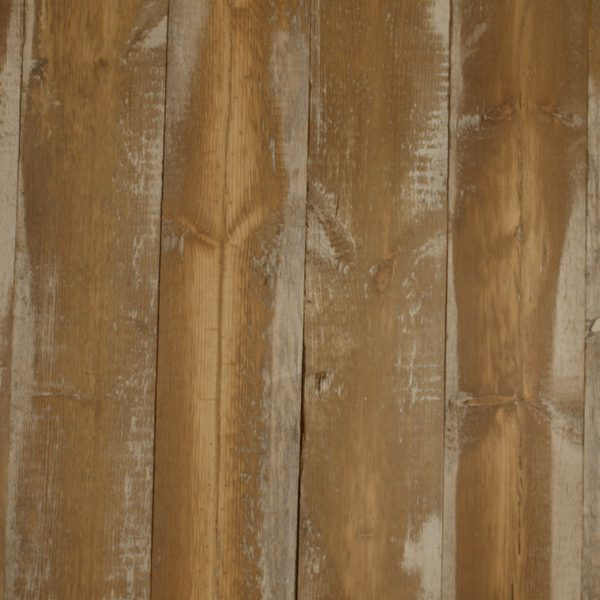Original reclaimed wall cladding