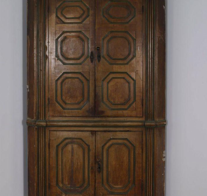 Original corner cabinet
