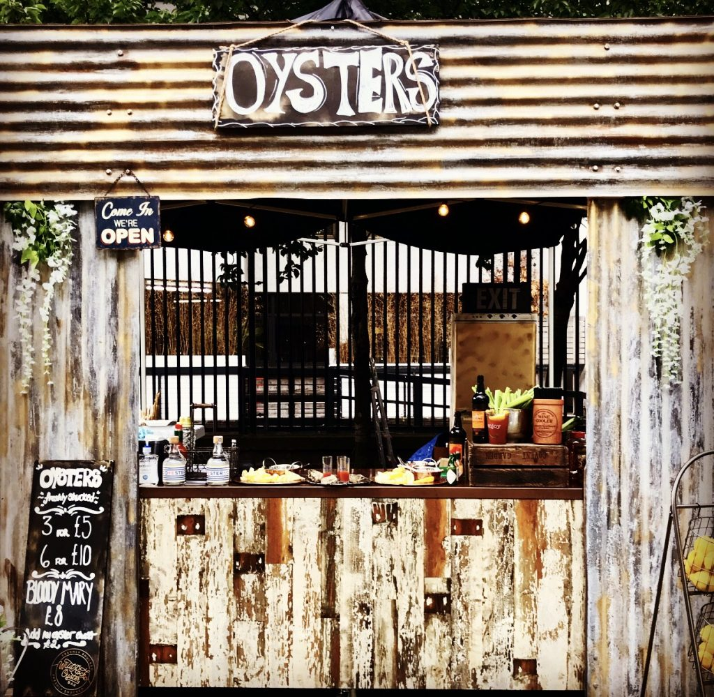 Instagram photo of Oyster Bar