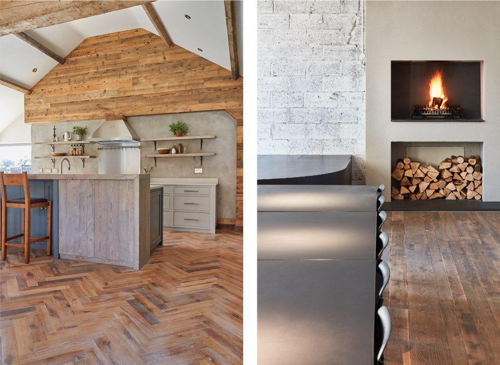 Main Company flooring