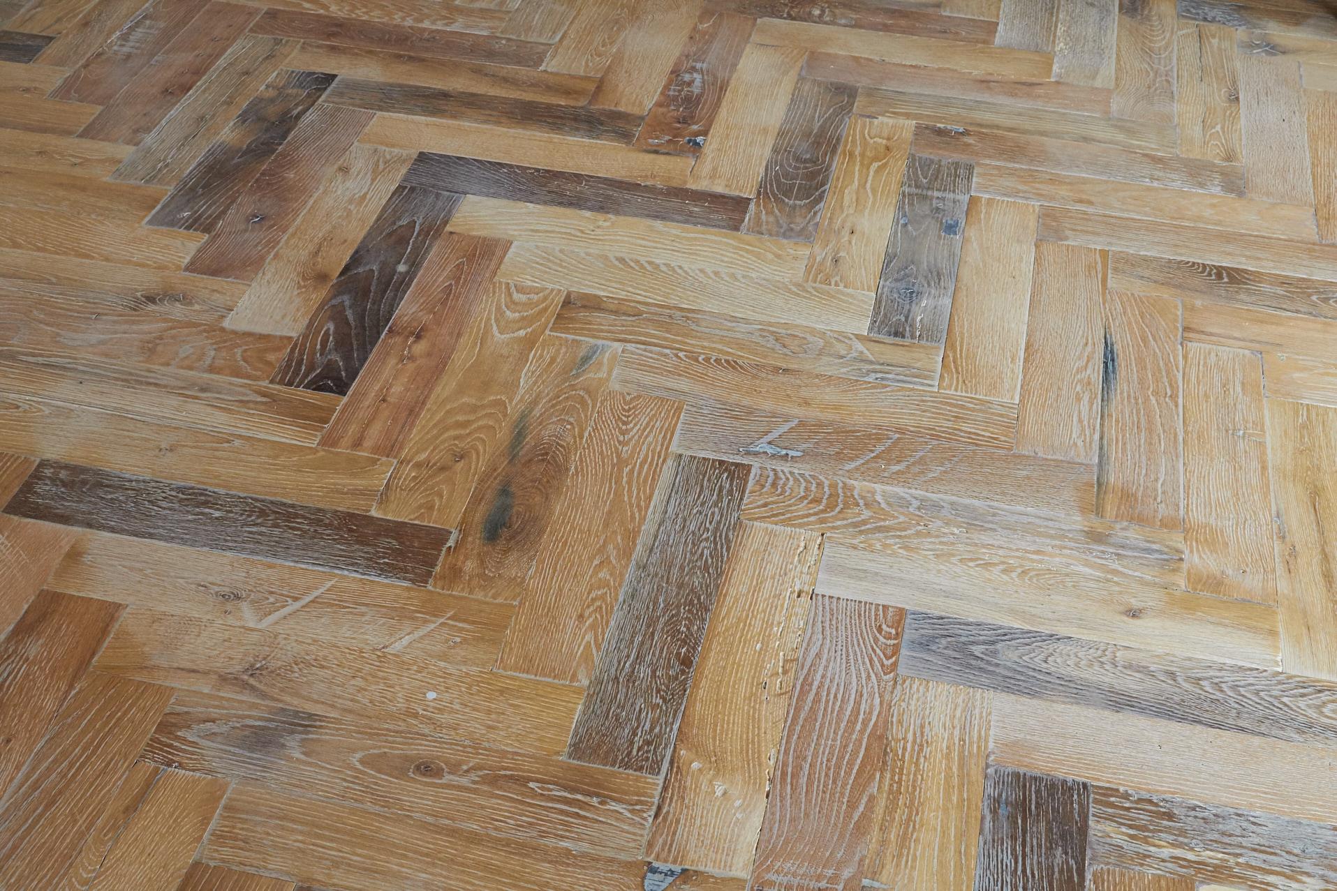 Moor Monkton Barn Kitchen flooring