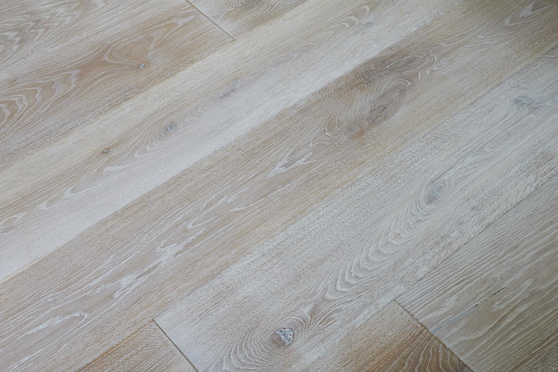 Moor Monkton Barn bedroom flooring