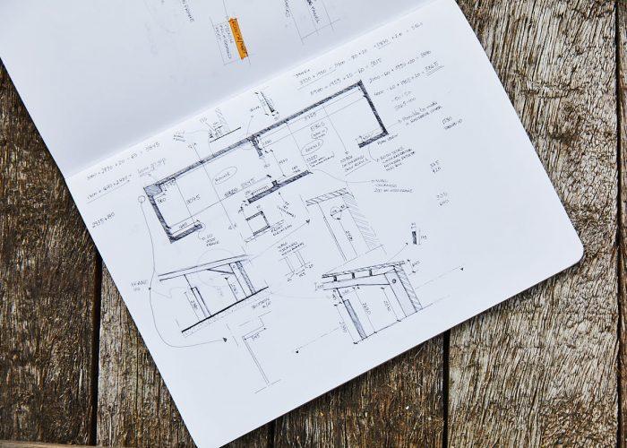 Main Company kitchen drawings