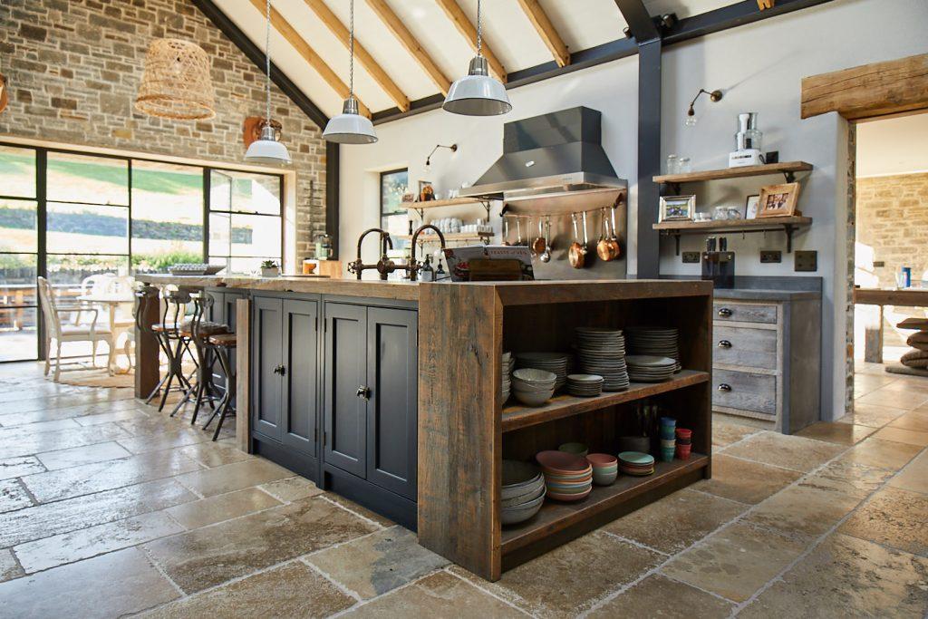 Cornwall kitchen