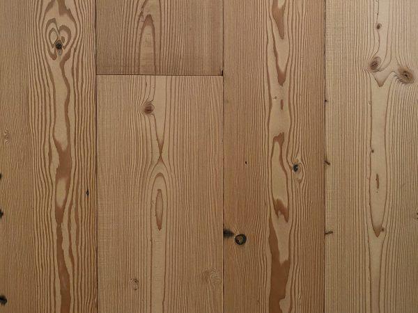 Reclaimed clean Douglas Fir pine flooring