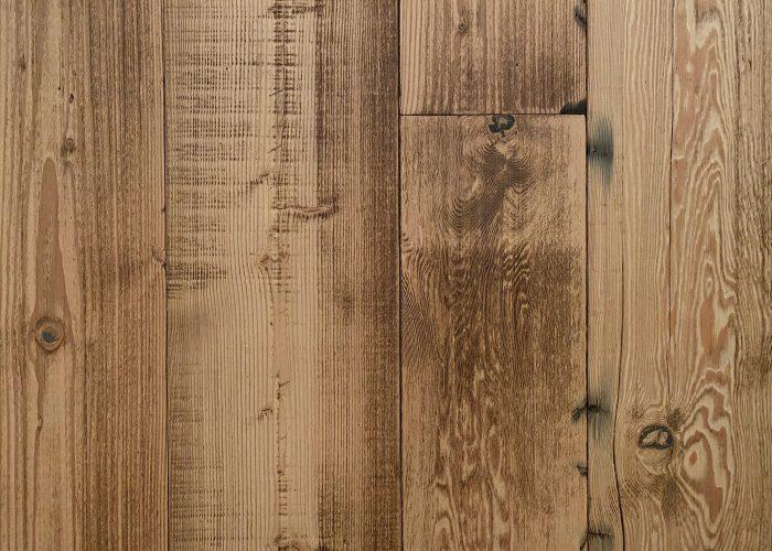 Reclaimed flooring from Douglas fir