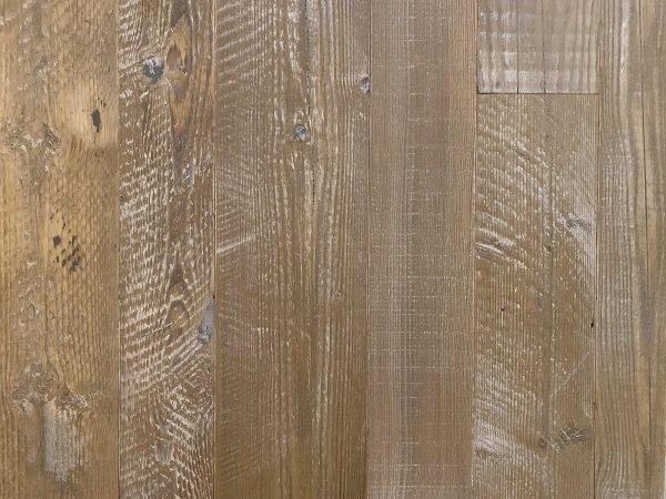 Old pine reclaimed floor boards