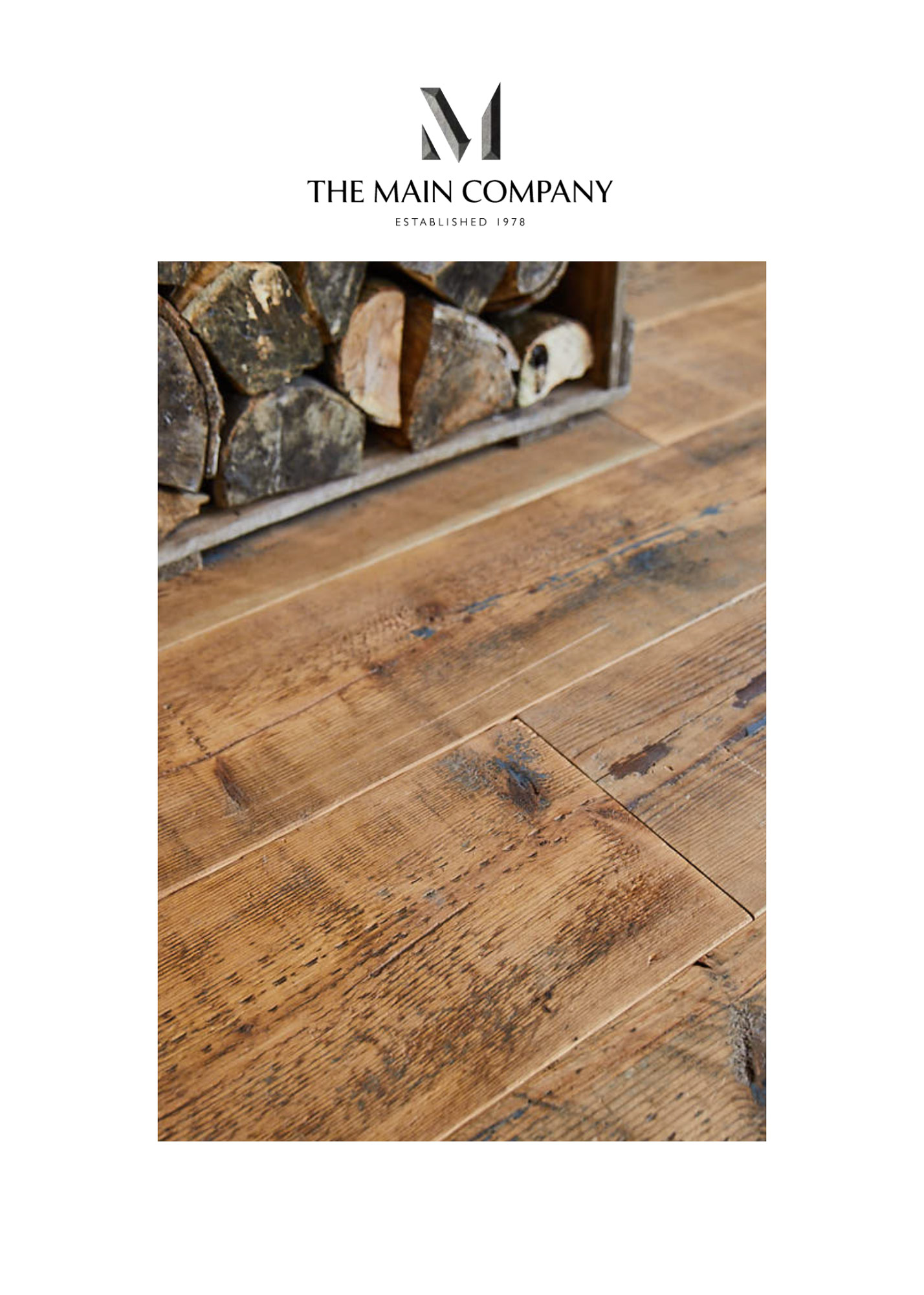 Cover of reclaimed engineered flooring guide