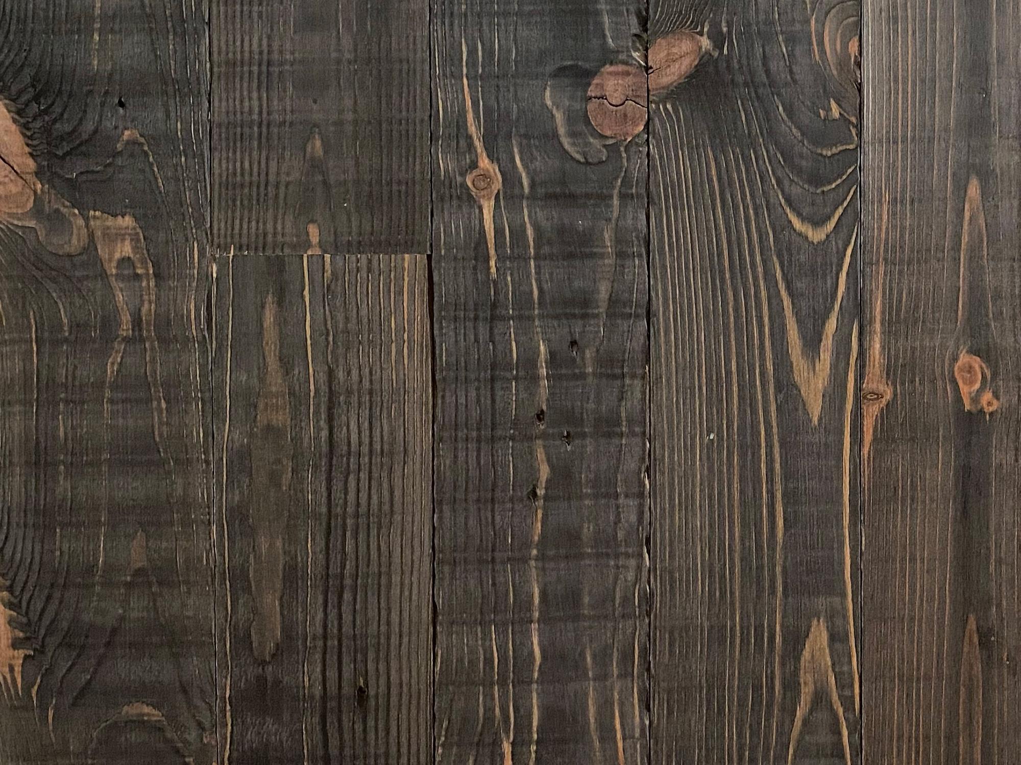 Charcoal mill board pine