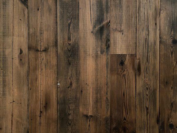 Mill board pine cladding sample