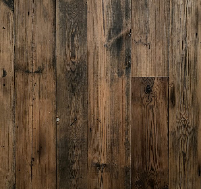 Mill board pine cladding sample