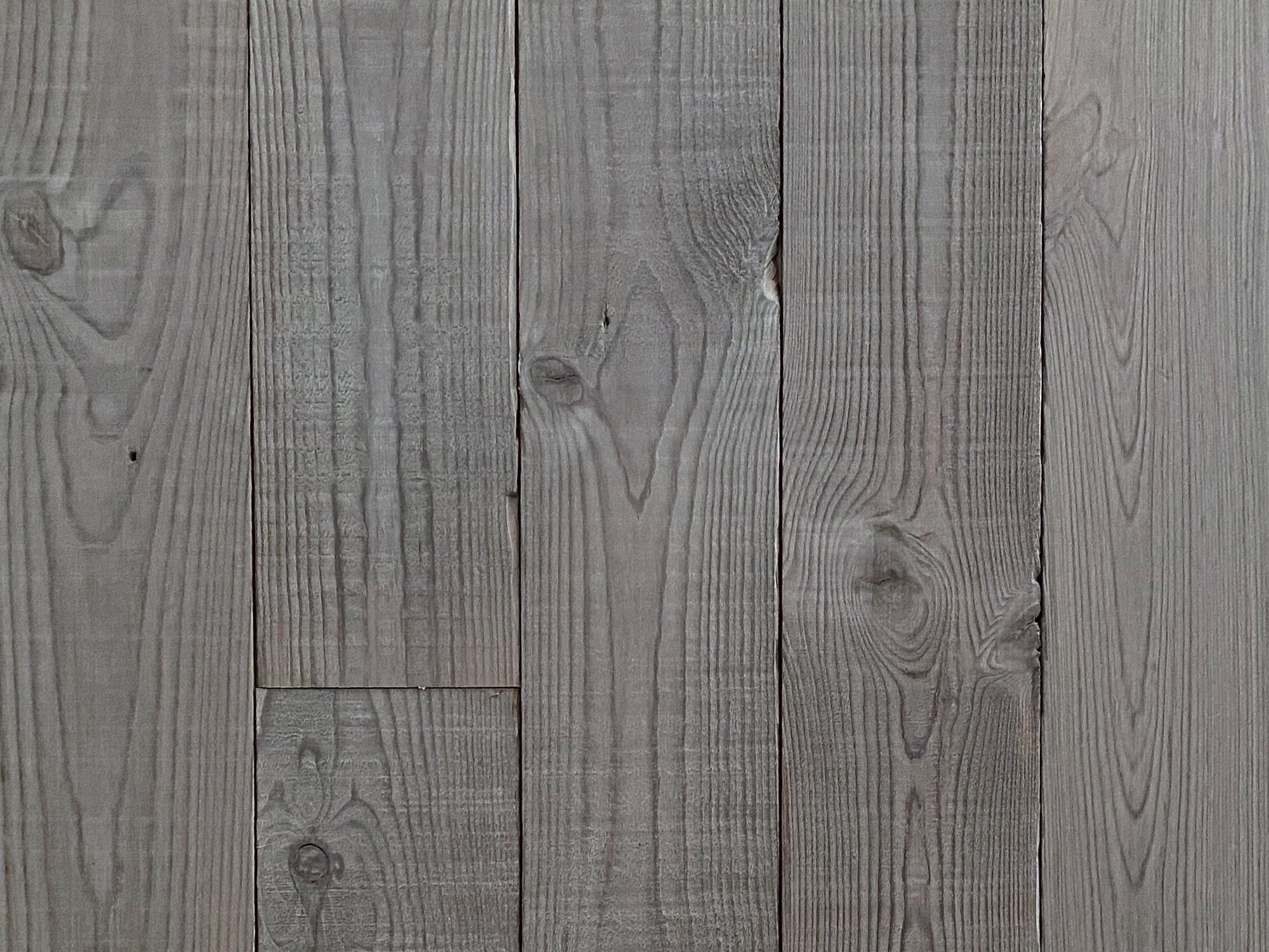 Mill pine wall clad