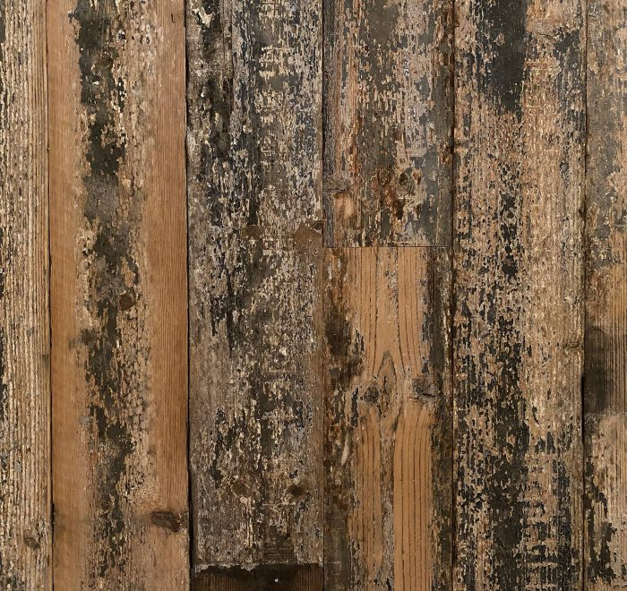Reclaimed wall cladding sample board