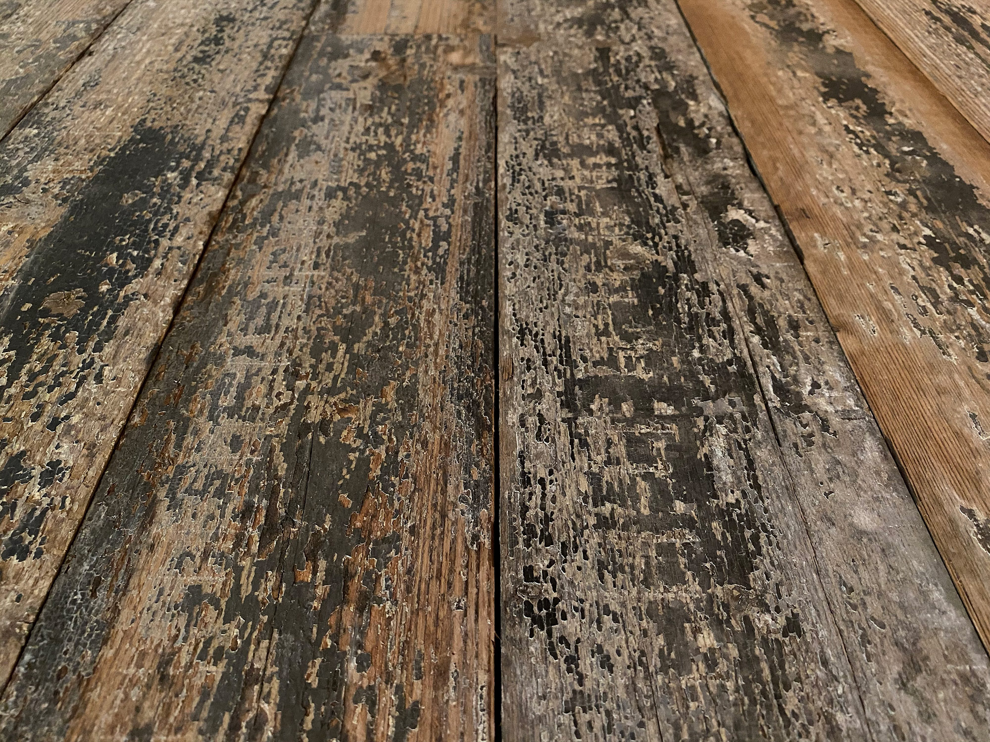 Reclaimed Concrete Grey Boards