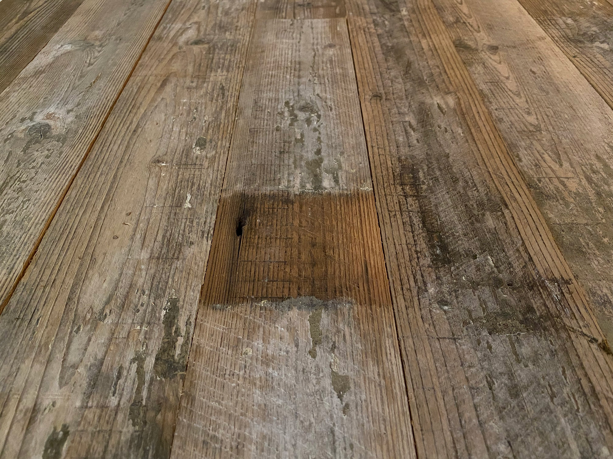 Industrial Striped Mill Board Cladding