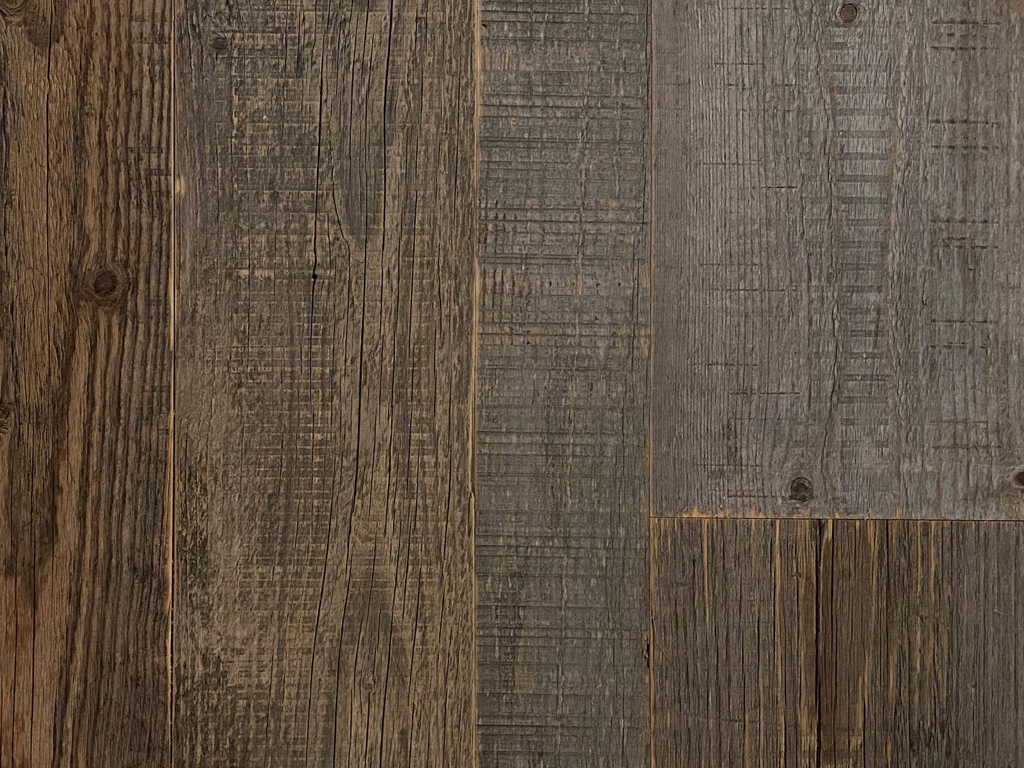 Silver spruce cladding