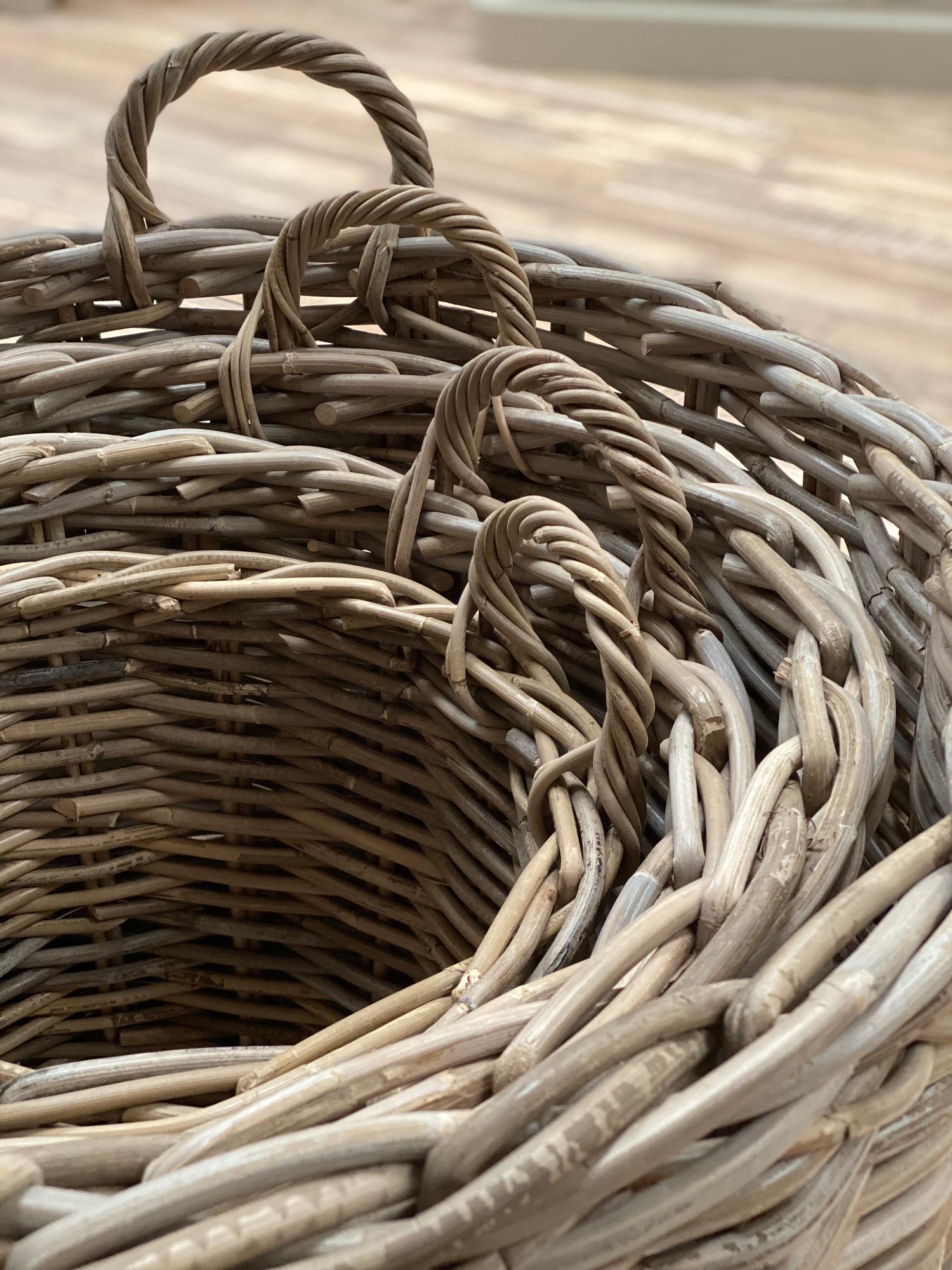 Various Log Baskets