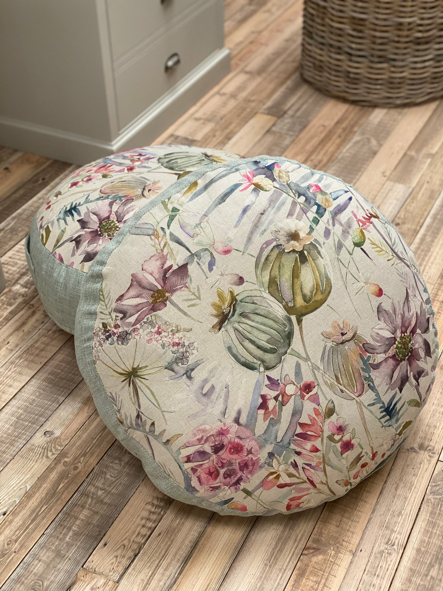 Voyage Edmuir Sorbet Floor Cushion