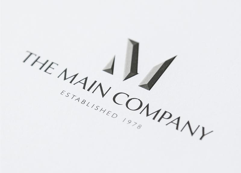 The Main Company Logo