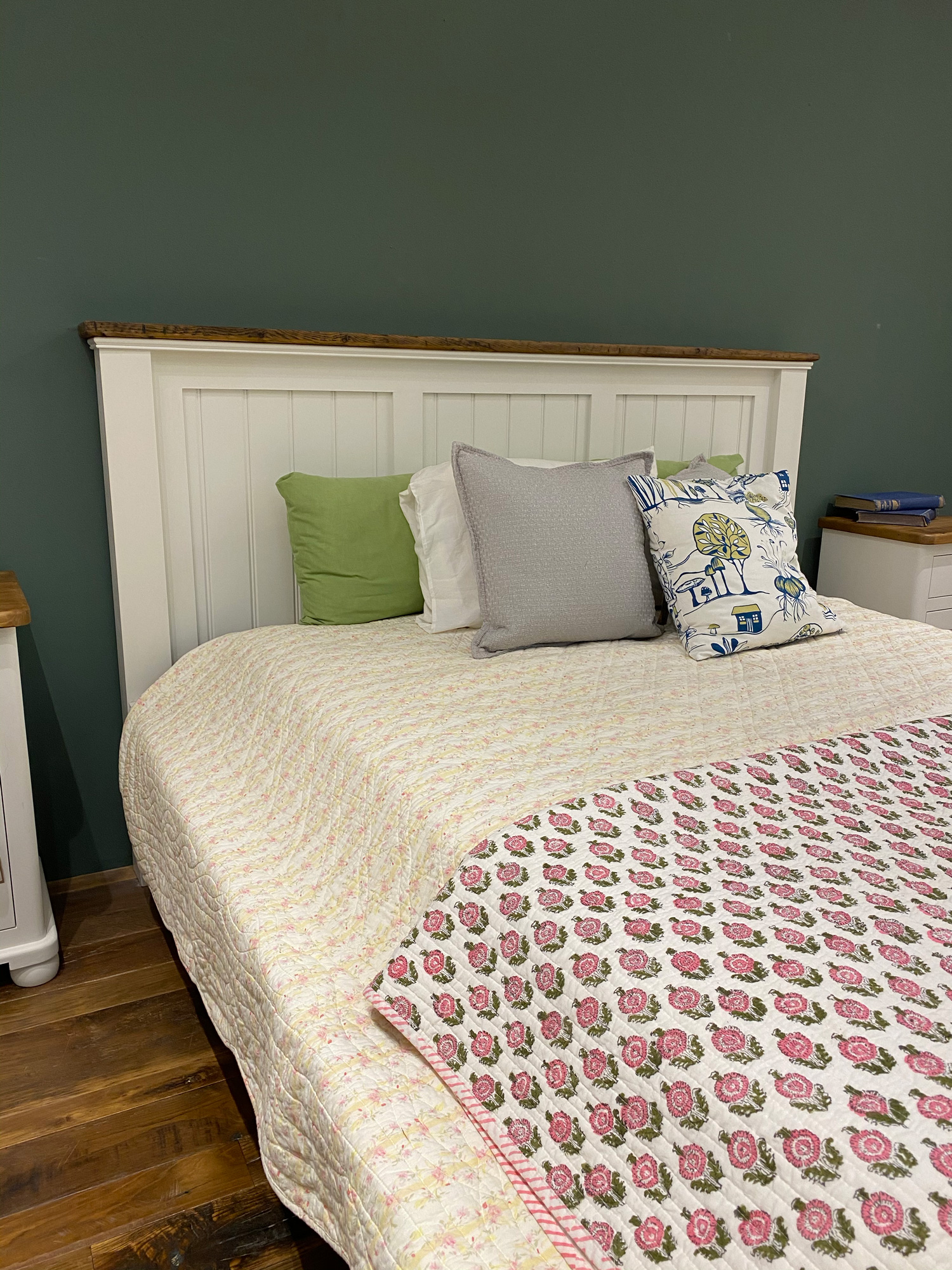 Superkitchen chunky mill bed