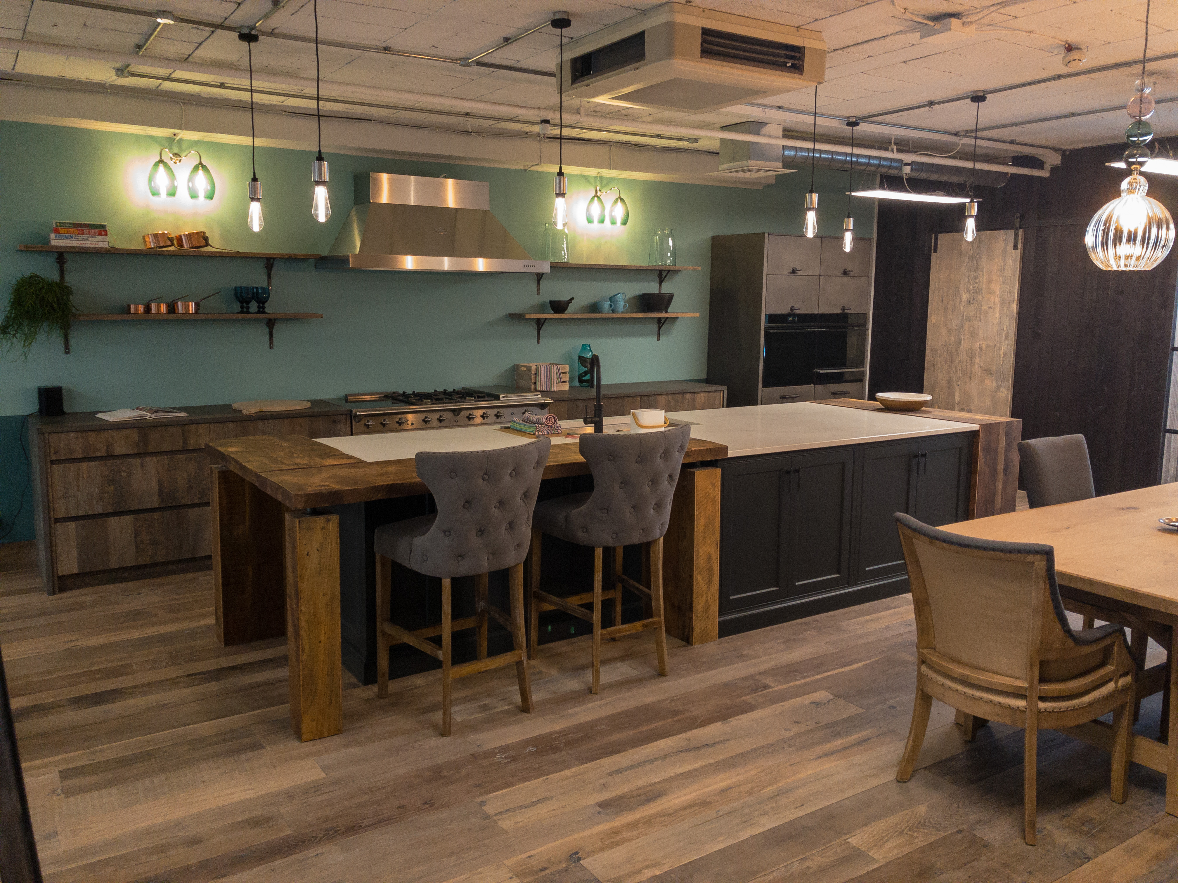 London Kitchen Showroom