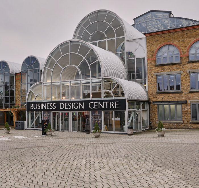 Outside Business Design Centre