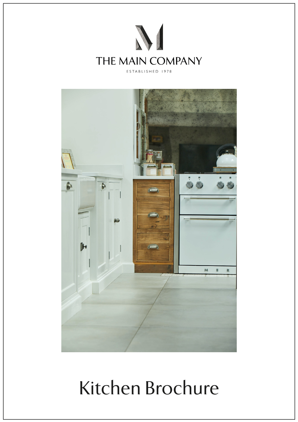Kitchen Brochure Cover