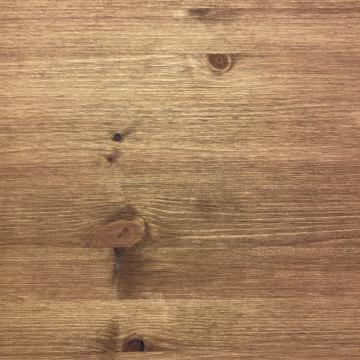 Waxed pine timber grain