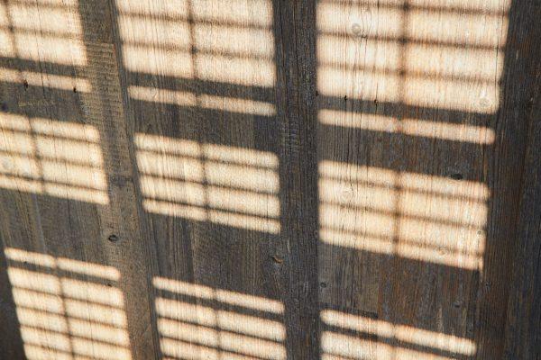 Wood sample board