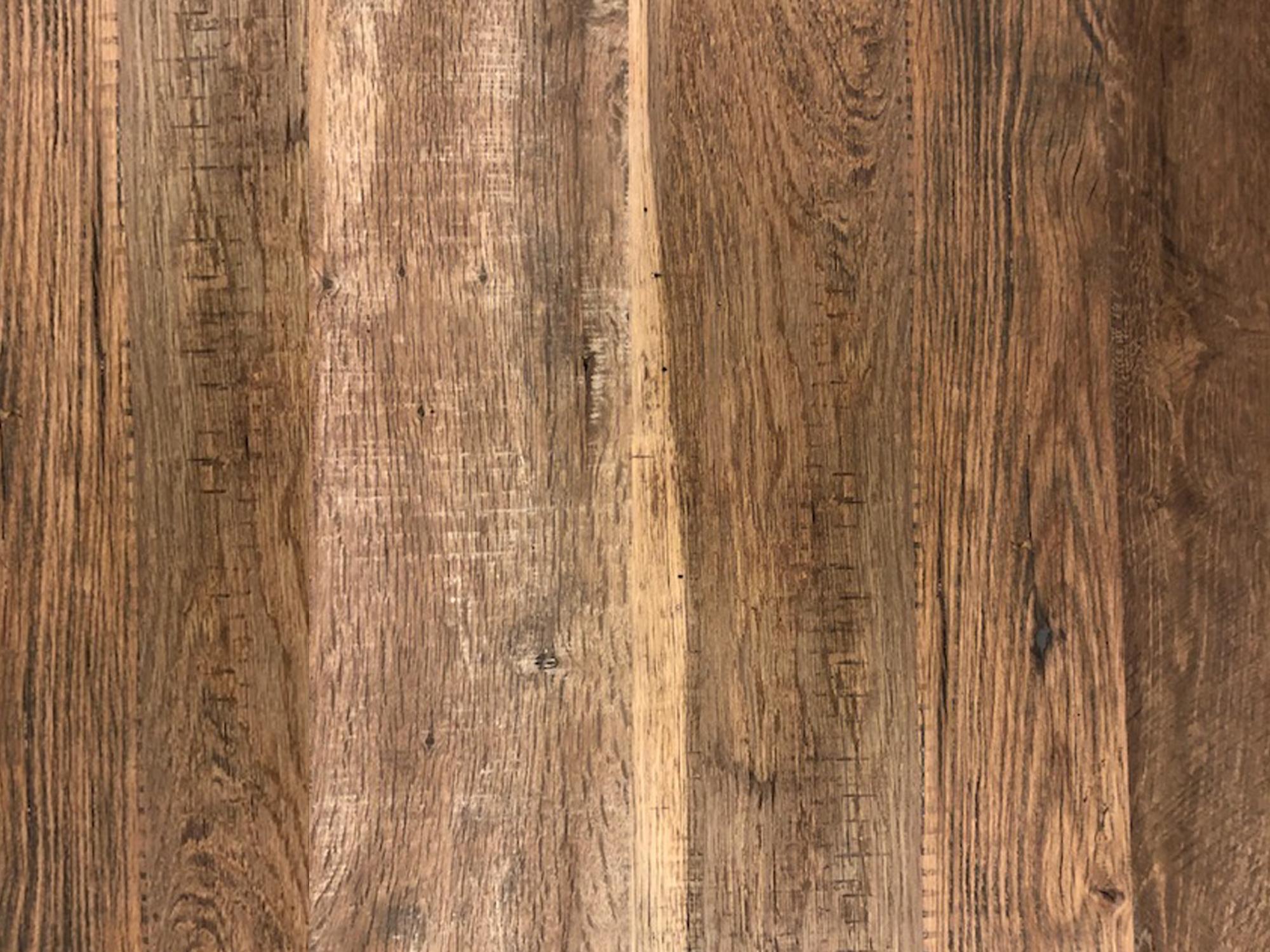 Barn oak wood sample