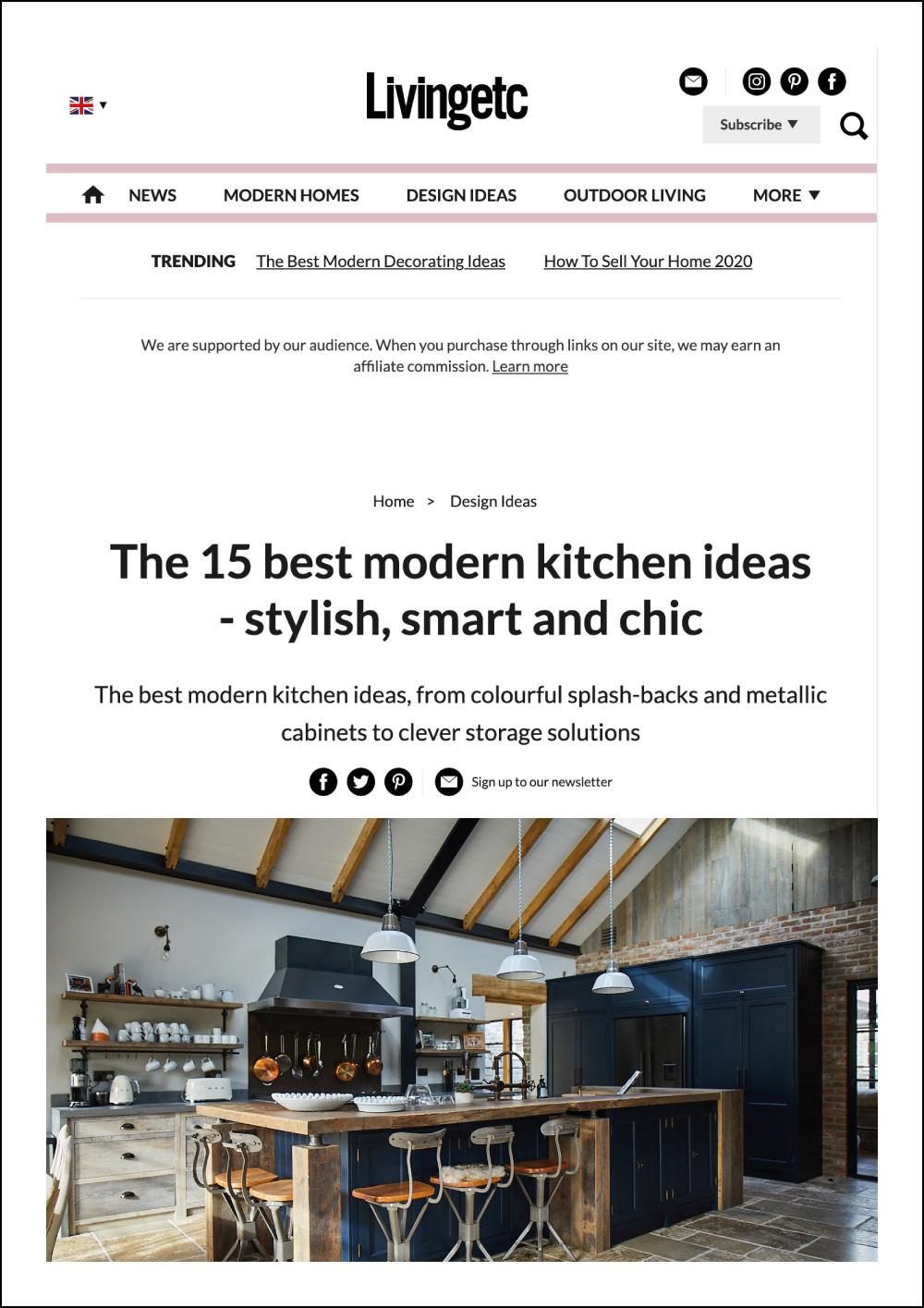 Livingetc Online Magazine