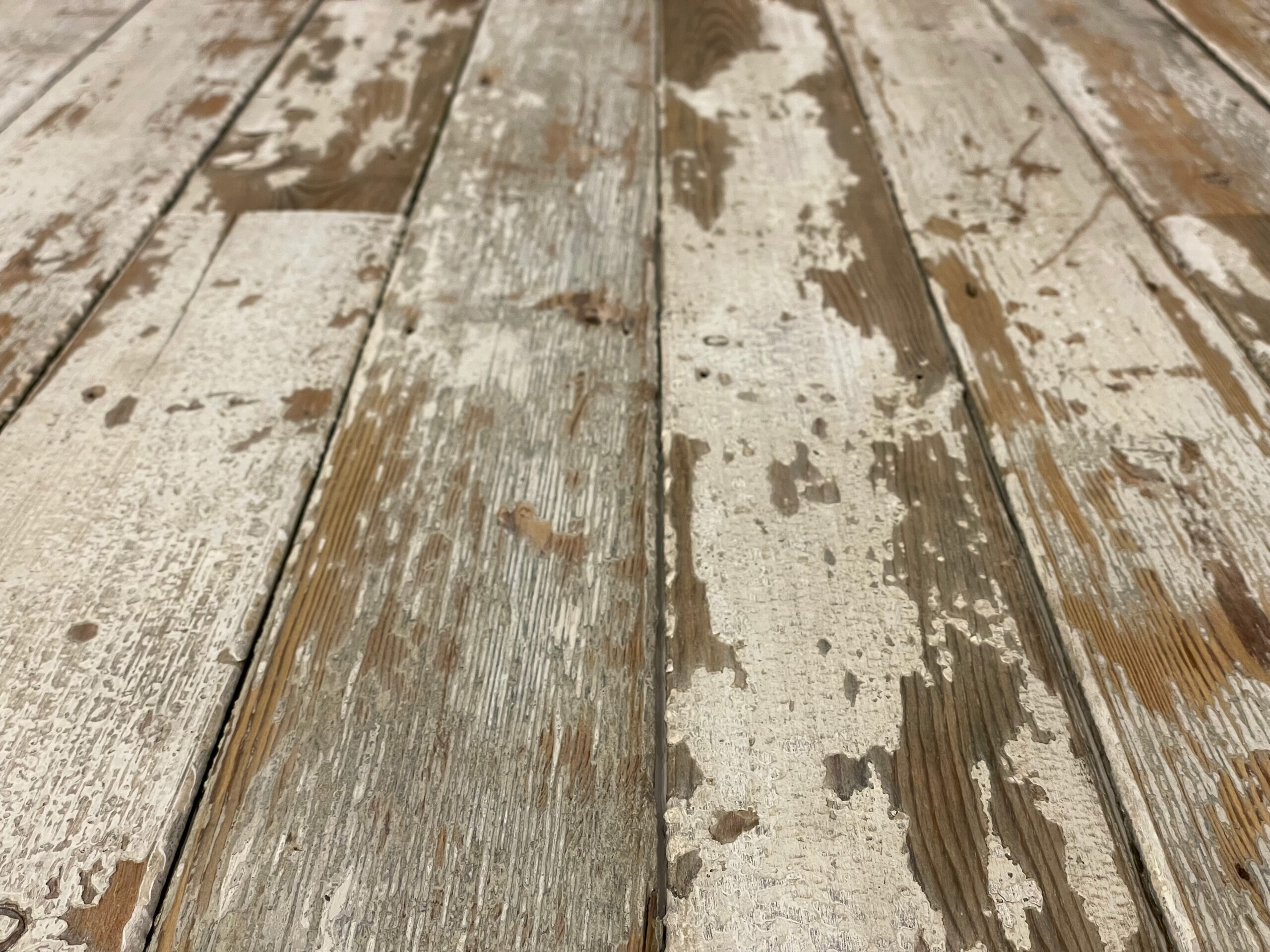 Reclaimed White Wall Cladding