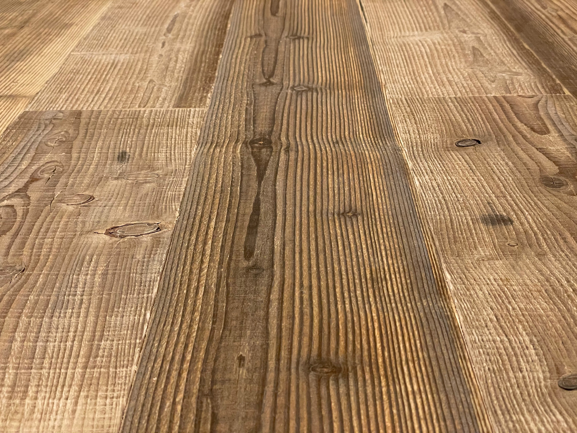 Reclaimed Brown Cladding