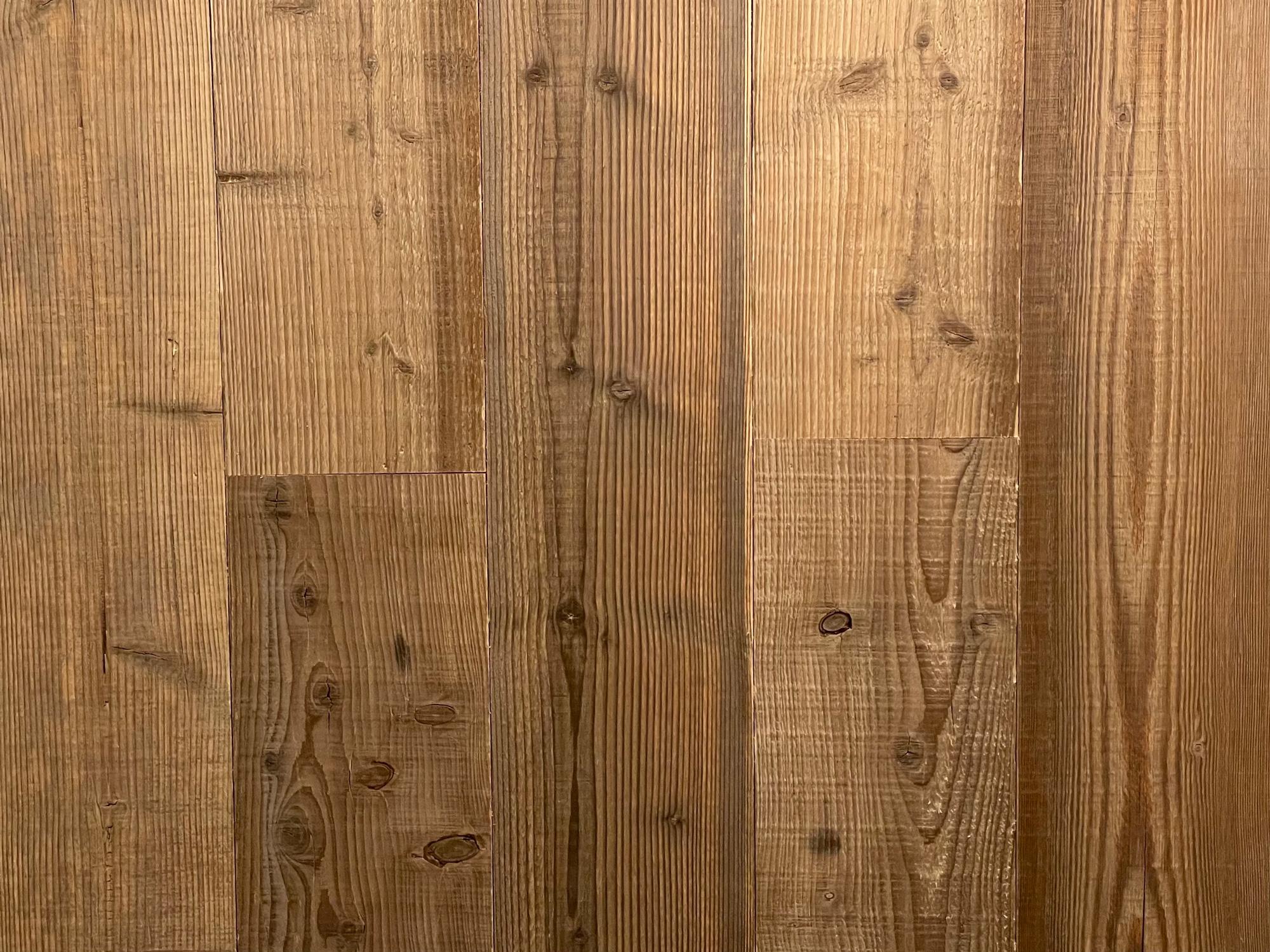 Brown Barn Board Reclaimed Cladding