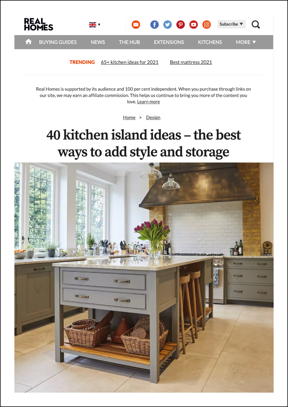Real Homes Online Magazine