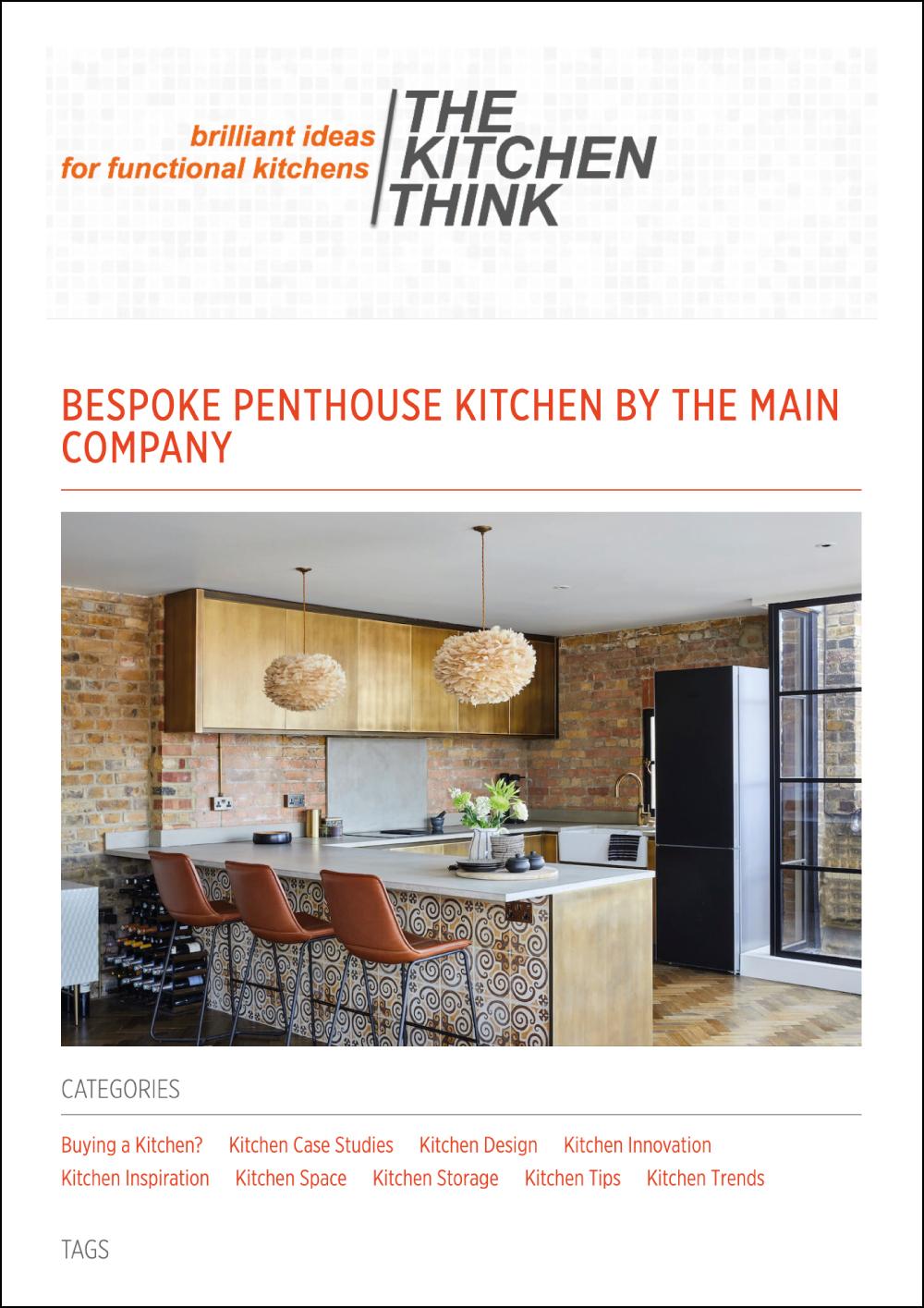 The Kitchen Think Online