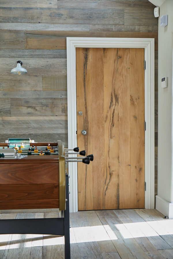 Bespoke Oak Door
