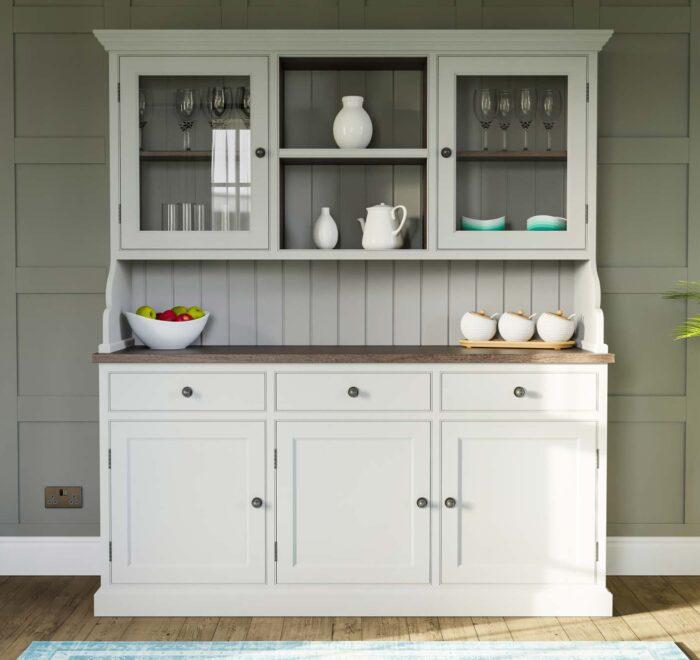 Painted shaker dresser