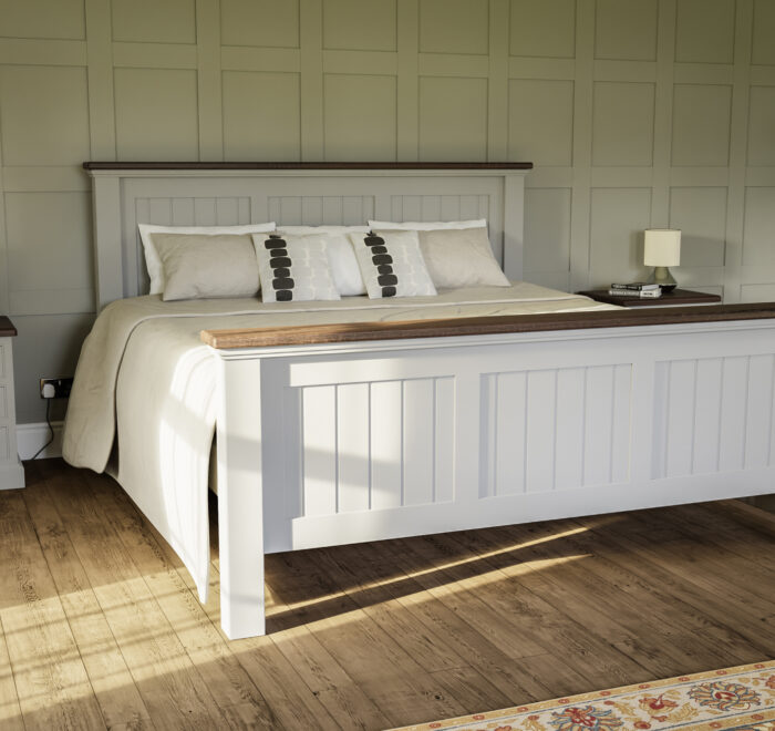 Super King Traditional Bed