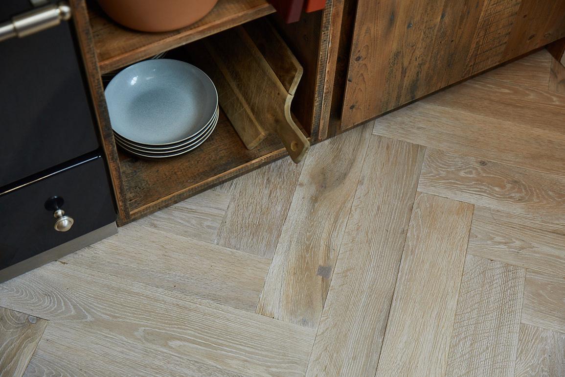 Parquet floor boards