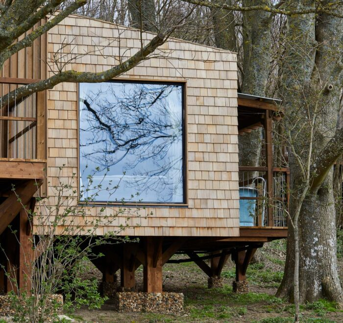 Wild Escapes treehouse