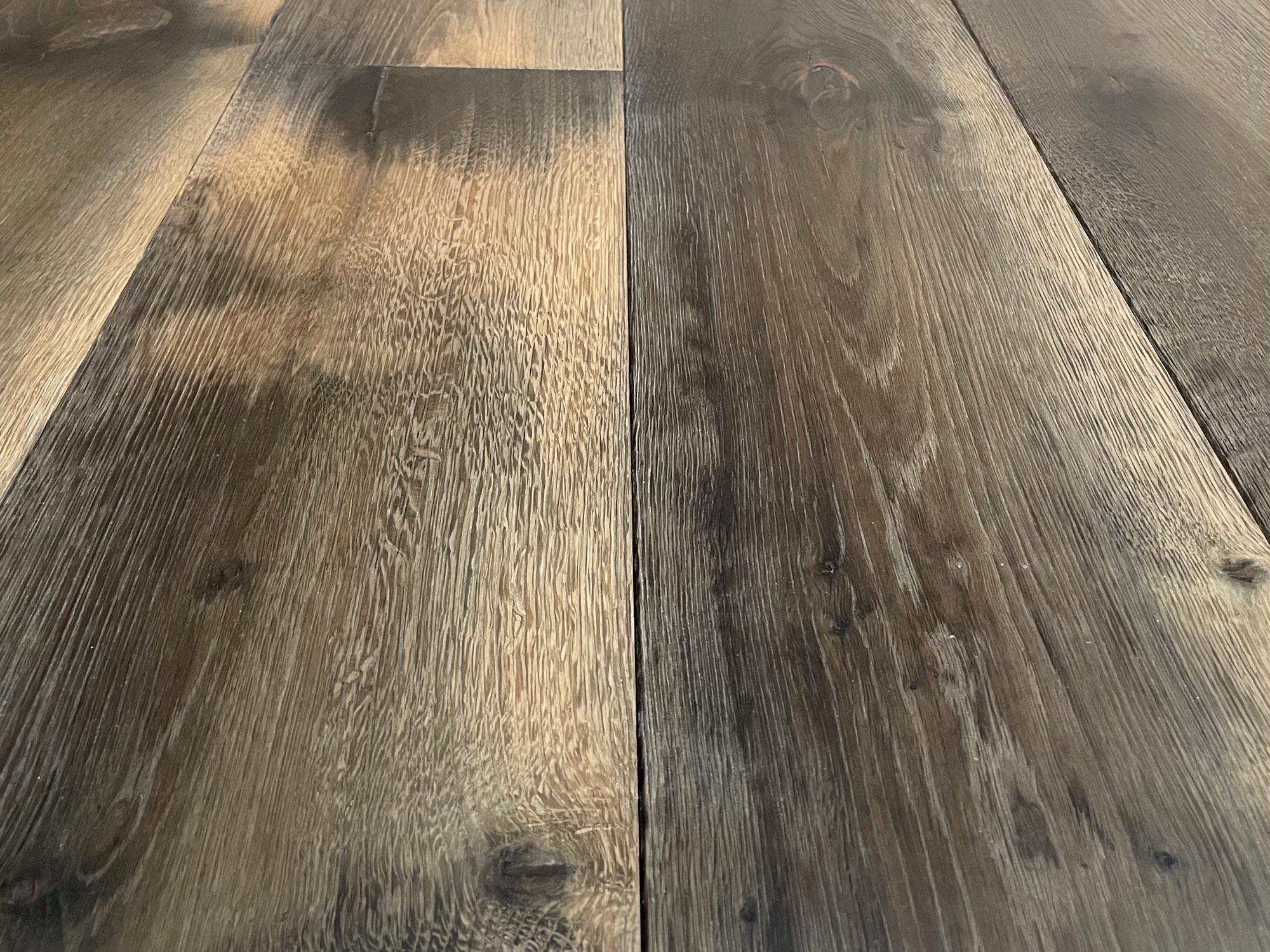 Old Tobacco Floor Boards