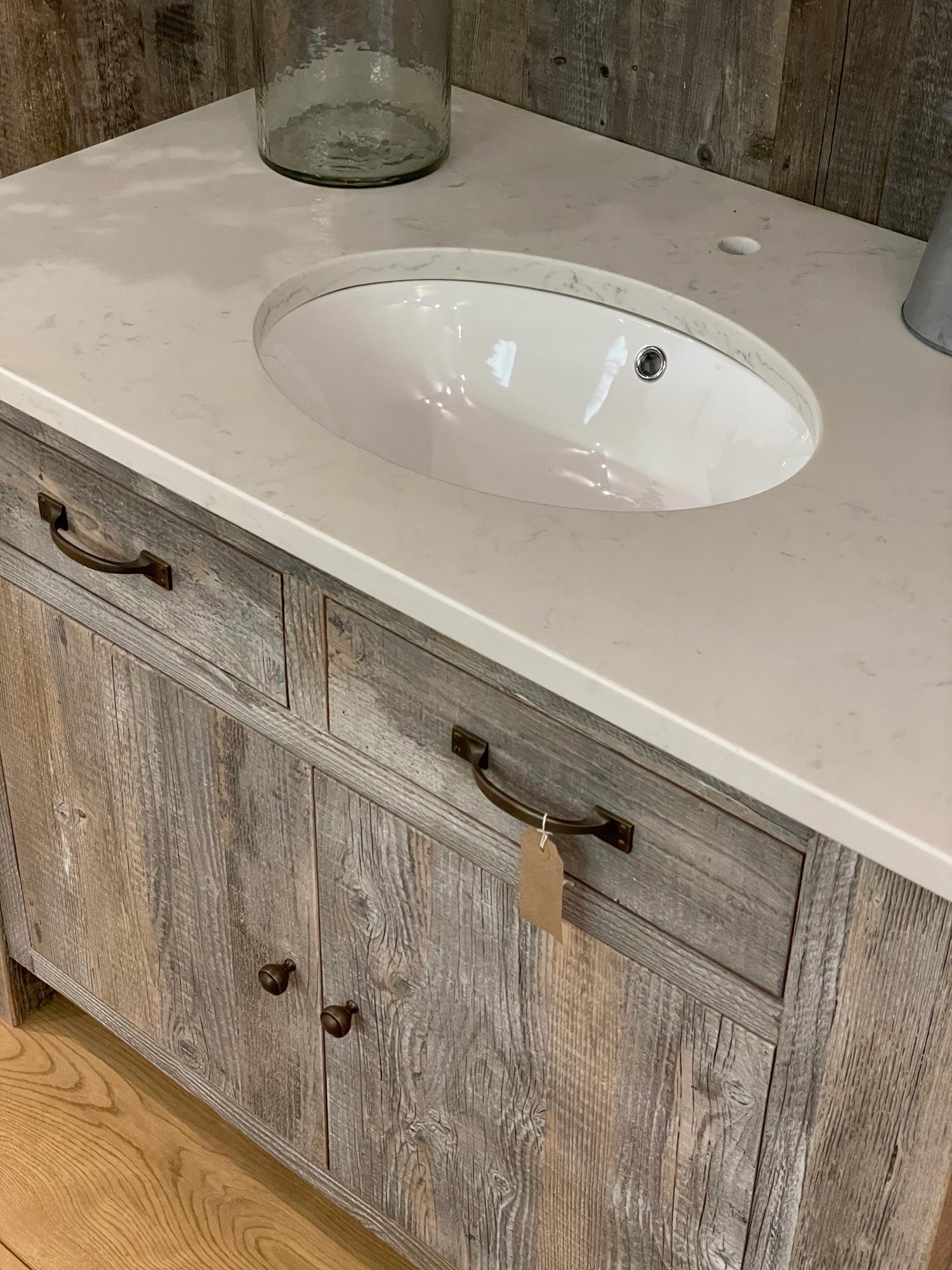 Ceramic Vanity Unit