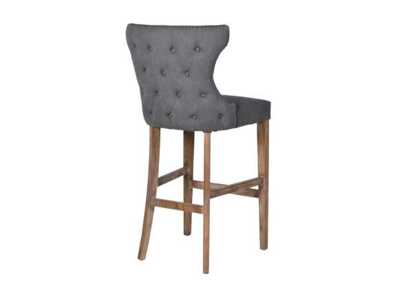 button back bar stool