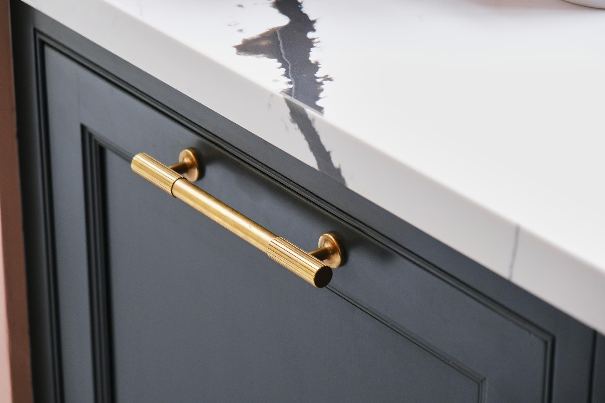 Armac Martin Brass pull handle