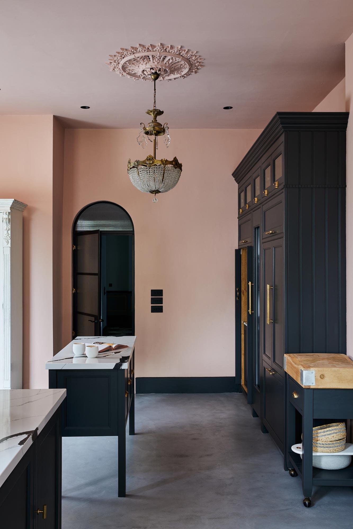 Period house bespoke kitchen units