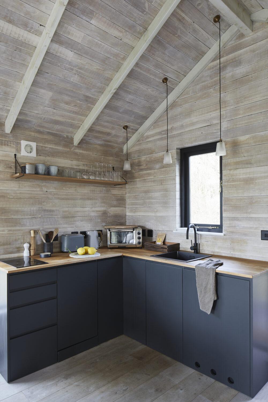 Driftwood bespoke kitchen