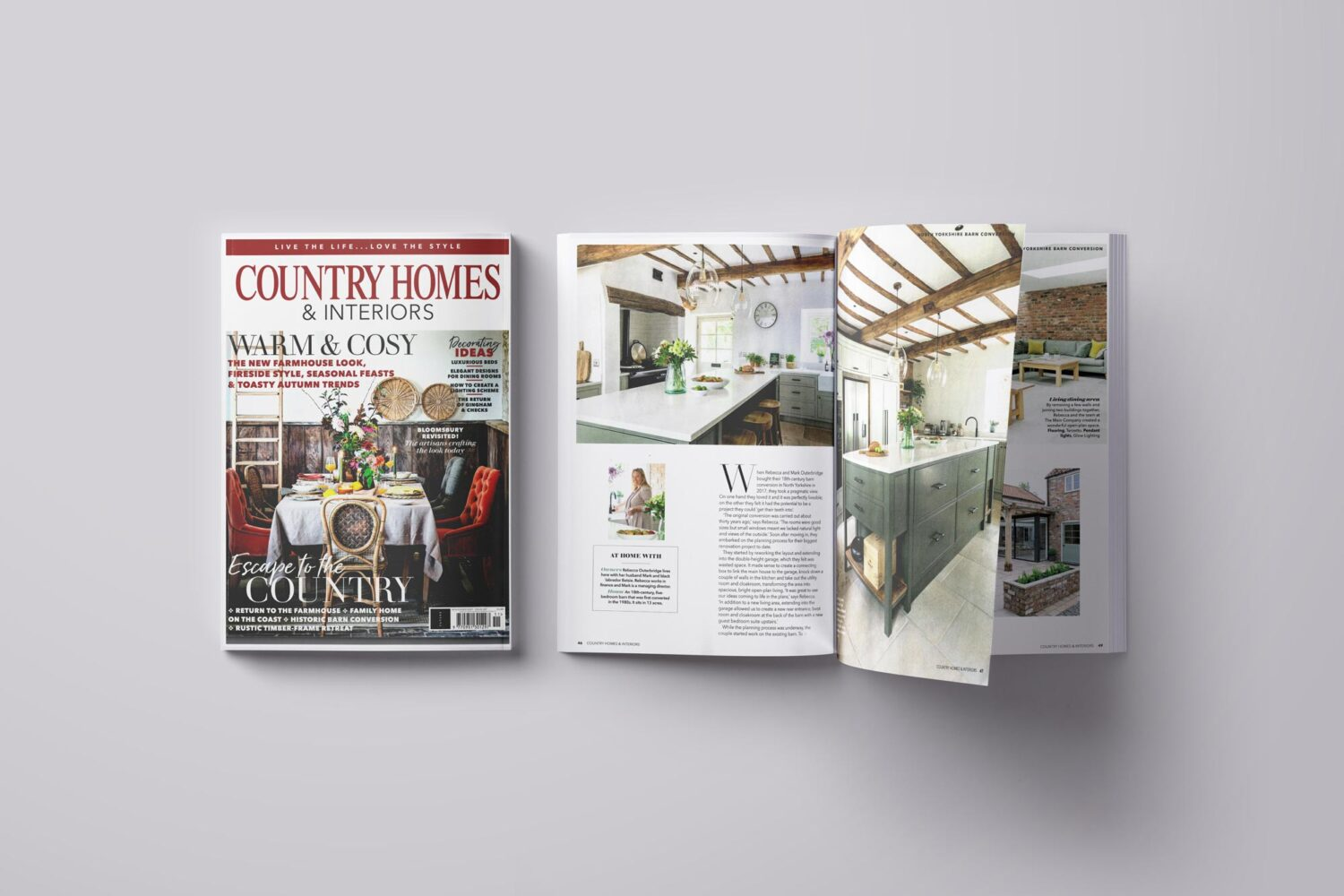 Country Home and Interiors Magazine